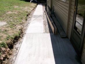 Davis Sidewalk