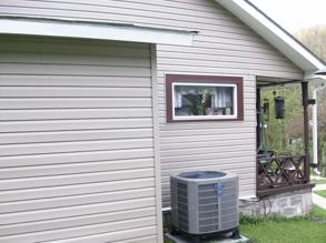 Davis front porch