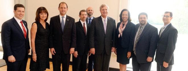 USDA Visit Oct 2016