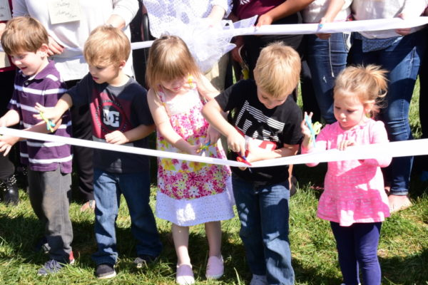 Eastern Scholar House Ribbon Cutting