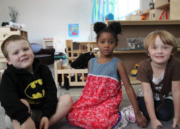 Kids at Head Start
