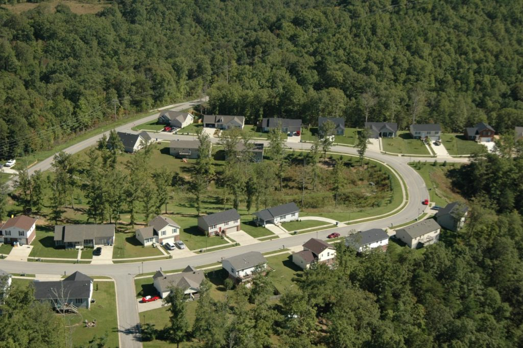 Crystal Creek Subdivision