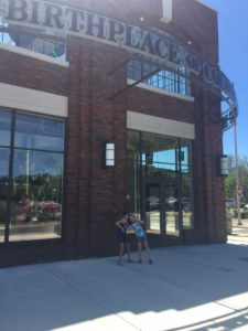 Birthplace of Country Music Museum - front