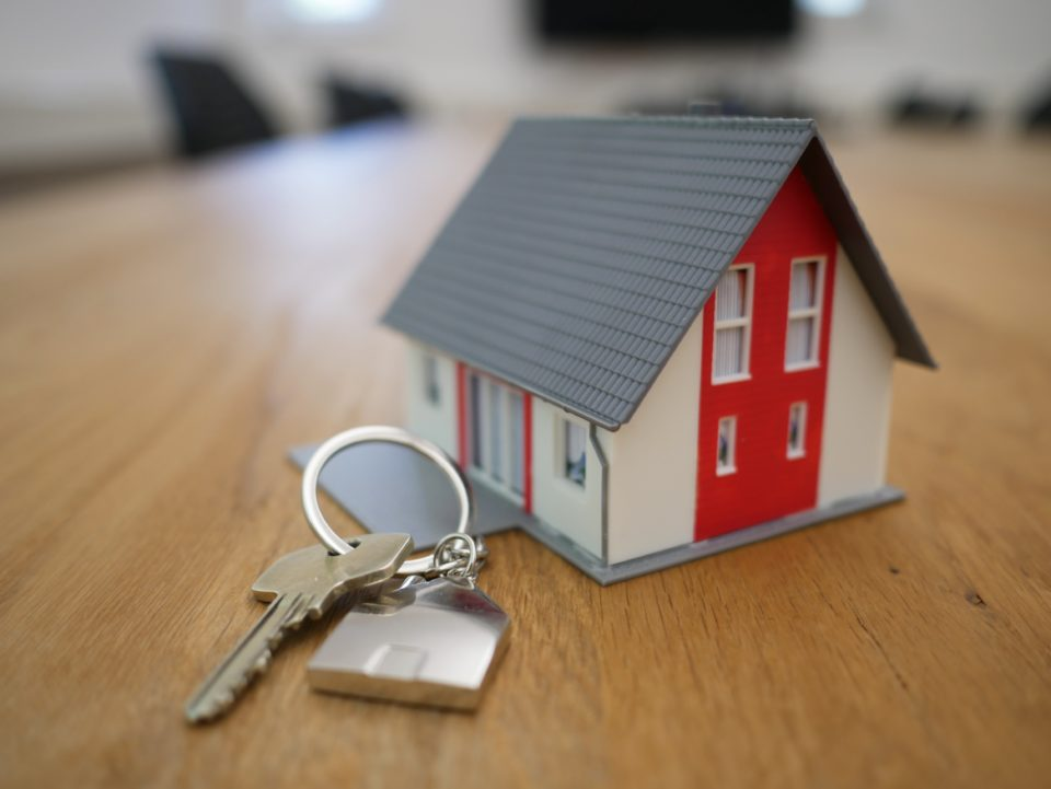 Tiny House and Keys