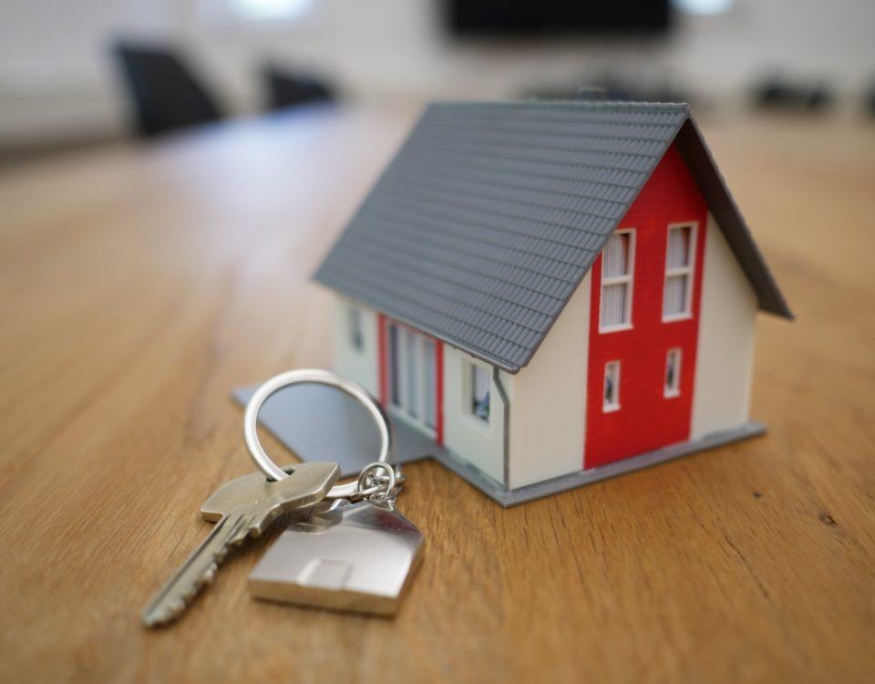 Tiny House and Keys